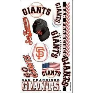 MLB Temporary San Francisco Giants Tattoo  Sports