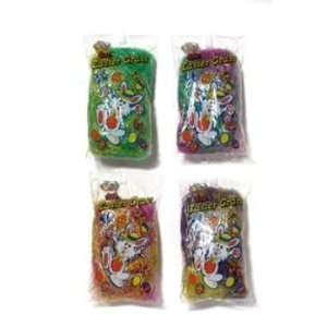 4 Oz Assorted Colors Easter Basket Grass Case Pack 72