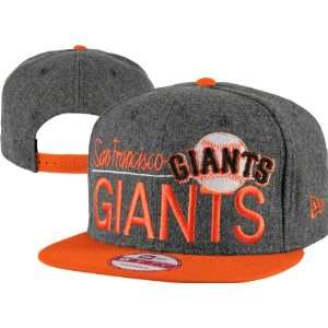 San Francisco Giants 9FIFTY BW Snapback Hat Sports