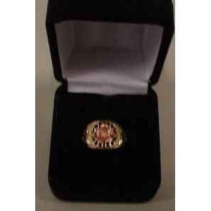 Avon Black Hills Gold Rose Ring (Size 7)