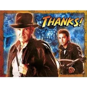 Indiana Jones Thank You Notes Toys & Games