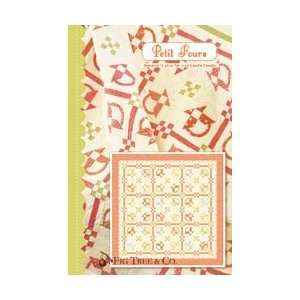 Fig Tree Patterns Petite Fours; 2 Items/Order