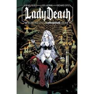 Lady Death: Origins Volume 1 [Paperback]: Brian Pulido