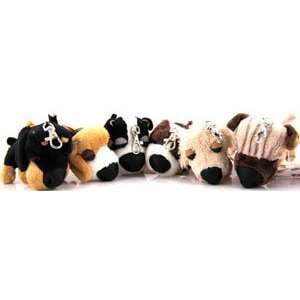 , Pug, Boston Terrier, Dachshund, Spaniel (Set of 6): Toys & Games
