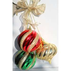 Christmas Shatterproof Hanging Ornaments Door Decor: Home