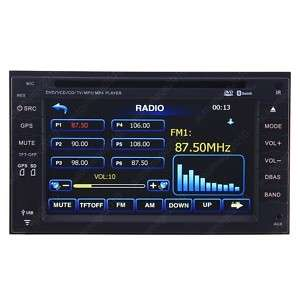 1997 2006 Honda CRV Car GPS Navigation TV DVD Player