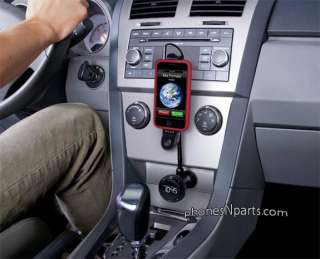 Car Holder+Charger+Hands free+Music iPhone 4 16GB 32GB