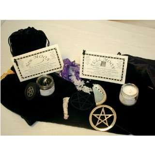 Moon Altar Sets (New or Full Moon): Home & Kitchen