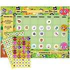 Moshi Monsters Kids Best Behaviour Reward Chart School Stationery