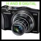 F770EXR 16 MP 20x Optical Zoom Digital Camera Full HD Movie   Black