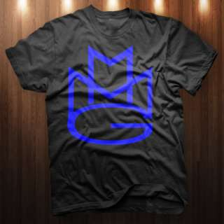 MMG MAYBACH MUSIC GROUP T Shirt Rick Ross ROZAY MMG Wale Meek Mills