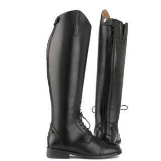 Victory Ladies Field Boots tall english riding Brown