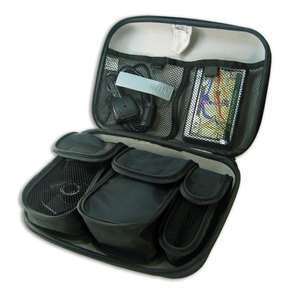 Hard Shell Travel Case for Select Garmin Nuvi 40 / 40LM GPS Navigators
