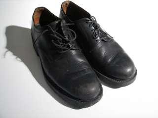 Banana Republic Black Leather Mens Shoes 10.5 M