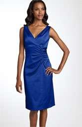 Donna Ricco Stretch Satin Sheath Dress $138.00