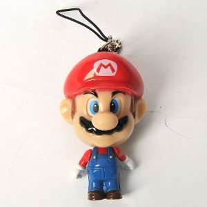 Super Mario Bros. 3D Cell Phone  Strap Charm Cell