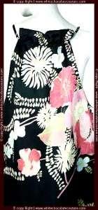 NEW $128 Mara Hoffman Floral Printed Tunic Dress L