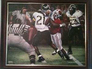 Daniel Moore The Catch Canvas Edt Alabama Crimson Tide Tyrone