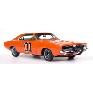 1/18 69 Dodge Charger General Lee: Toys & Games