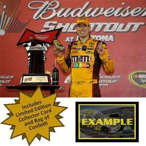 #18 Kyle Busch 2012 Budweiser Shootout Race Win 1/24