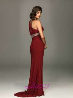 Bridesmaid Wedding Gown Prom Ball Evening Dress Size 4 6 8 10    16