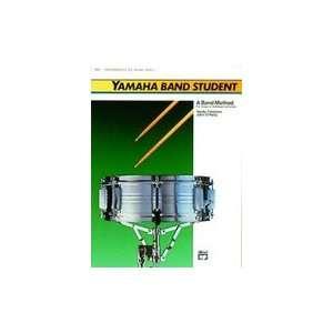 Alfred Publishing 00 3938 Yamaha Band Student, Book 2