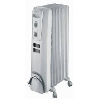 DeLonghi TRH0715 Safeheat 1500W Basic Portable Oil Filled Radiator