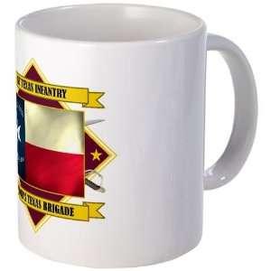 1st Texas Infantry Texas Mug by   Kitchen