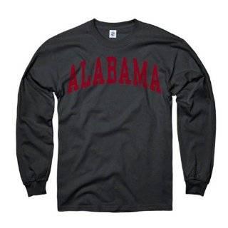 Sleeve T Shirt (Oxford / S) Alabama Crimson Tide Long Sleeve T Shirt