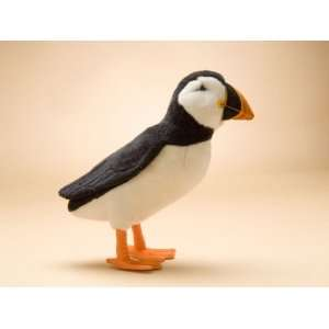 Hansa Puffin Stuffed Plush Animal Toys & Games