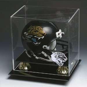 Jacksonville Jaguars NFL Full Size Football Helmet Display