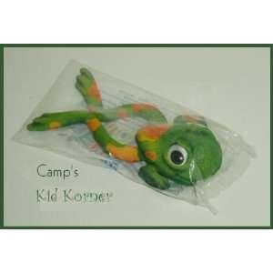 Mini Stuffed Plush FROG Kids Meal Fun Toy MIP