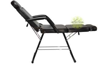 Salon Massage Table Facial Bed Adjustable Chair SPA Furniture