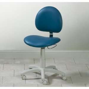 CLINTON MID SERIES STOOLS NYLON BASE 2195W with backrest Item# 2195W
