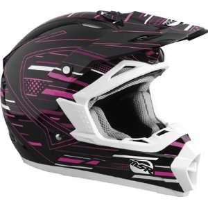 MSR Assault Helmet , Size XS, Color Purple/White 359058