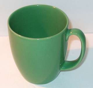 MAGNUM P.I. TV SHOW PROPS T.Cs GREEN COFFEE MUG
