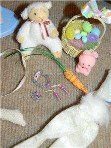Angora~The Easter Bunnys Daughter~Ooak Monster High Doll~Dressed~3