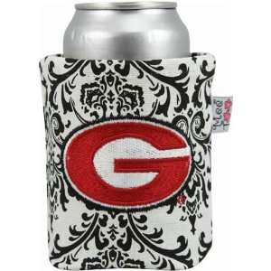 NCAA Georgia Bulldogs Wallpaper Canvas Can Coolie: Sports