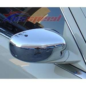 2006 2010 Dodge Charger Chrome Mirror Covers 2PC   For Painted Mirrors