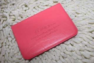 POP New Girls Generation credit card case SNSD pink card holder