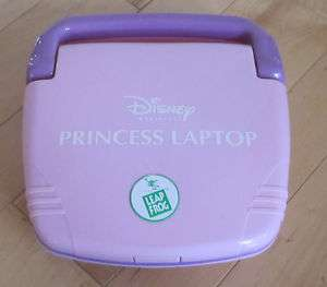 Leap Frog Disney Princess Laptop Pink & Purple