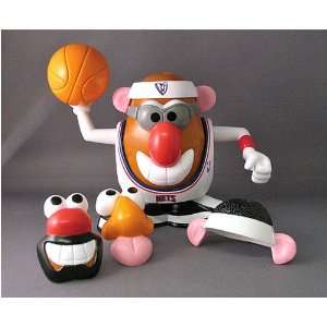New Jersey Nets NBA Sports Spuds Mr. Potato Head Toy Toys & Games