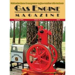 Gas Engine Magazine: Fairbanks Morse Z Compressor Engine