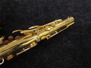 Pan American C.G. Conn Stencil Elkart Ind. Tenor Saxophone, SN 41908
