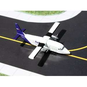 Gemini Jets Fedex SHORTS 360 300 Model Airplane