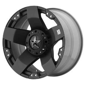 XD SERIES ROCKSTAR MATTE BLACK 5X5/5.5  24MM   20X10