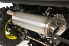 John Deere Gator XUV 625i High Performance Exhaust