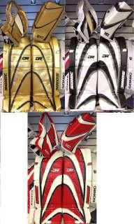 DR X9 ice hockey goal goalie leg pads blocker glove set