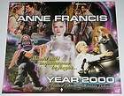 anne francis limited edition calender honey west with 12 great