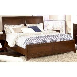 Essex Low Profile Full Sleigh Bed   American Drew: Home & Kitchen